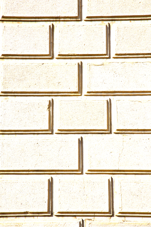brick in legnano street lombardy italy varese Italia tetto di una chiesa e marmo