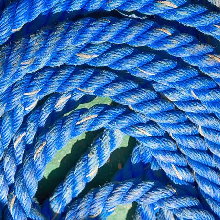 mare agitato: Sfocatura in Filippine una corda in barca accessorio yacht come sfondo astratto