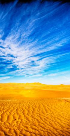 ルブアルハリ砂漠およびオマーン古い屋外砂丘砂漠ルブアルハリ