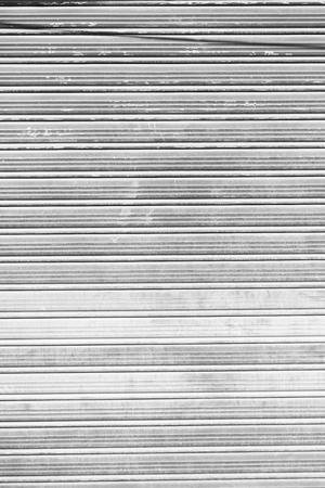 shutter: abstract texture of a dirty aluminium shutter like industrial  background