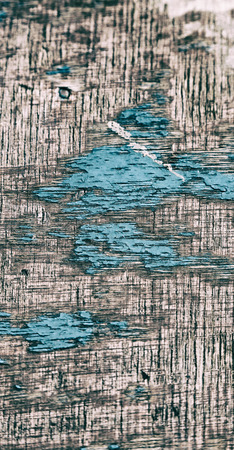 painted wood: abstract texture of a piece of painted  wood like background concept Stock Photo