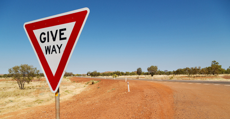 in  australia the concept of  safety  in the landscape outback