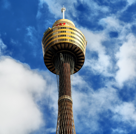 in  australia sydney the view of the tower eye Editorial