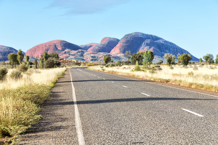 blur in  australia the concept of  wilderness   environment in the landscape outback