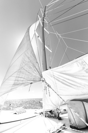 in  australia the concept of    navigation and  wind  speed with sailing