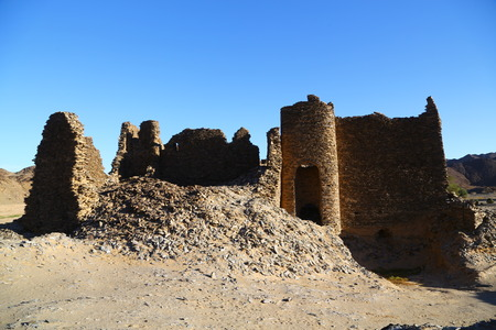 in africa sudan berenice the antique temple of the black pharaohs in the middle of the desert