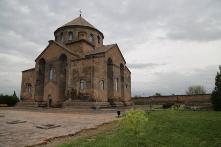 in armenia hripsime the old monastery medieval architecture protect by unesco