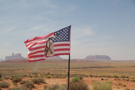 in USA inside the monument valley park the beauty of amazing nature tourist destination 版權商用圖片