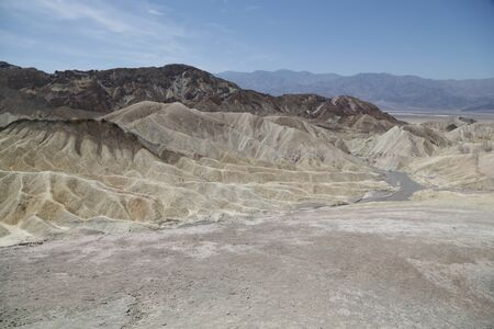in USA  death valley  park the beauty of amazing nature tourist destination Фото со стока