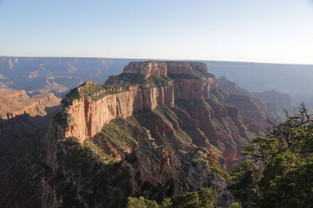 in USA  grand canyon in national  park the beauty of amazing nature tourist destination Фото со стока