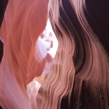 in USA  antilope canyon  national  park the beauty of amazing nature tourist destination Reklamní fotografie