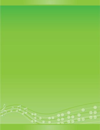 braille: Musical Braille Verde