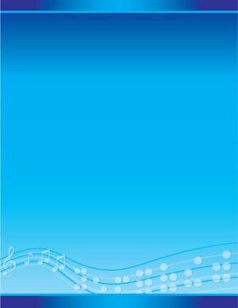 braille: Azul musical Braille
