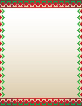 アステカの境界線