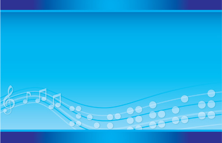 Muzikale Braille Postcard