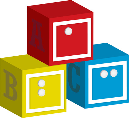 visually: ABC Braille Blocks