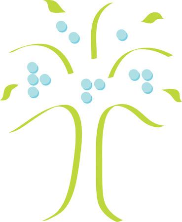 braile: Logo Braille Árbol