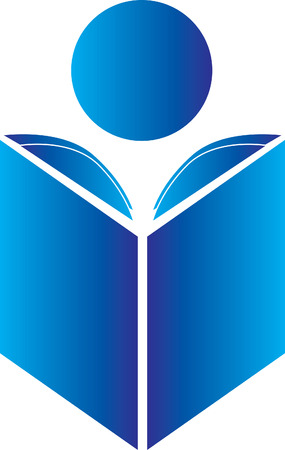 book logo: Book Logo Illustration