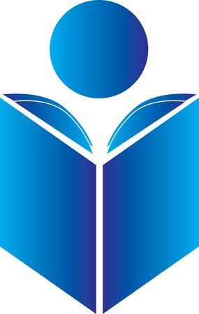book logo: Libro Logo Vectores
