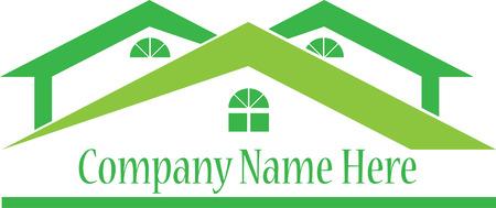 Real Estate Logo Banco de Imagens - 42903439