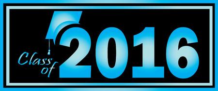 2016의 클래스 일러스트