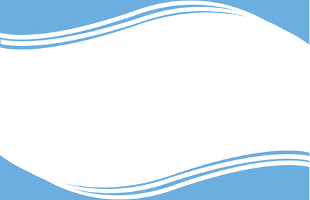 flag: Argentina Flag Border Postcard