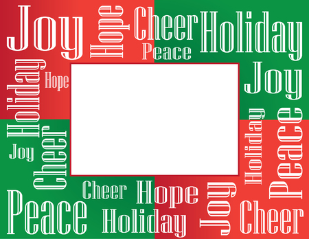 the frame: Holiday frame