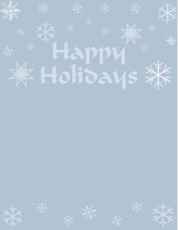 happy holidays: Happy Holidays Background