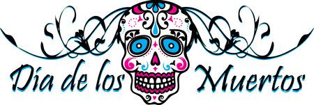 ¢  day of the dead       ¢: Día de los Muertos