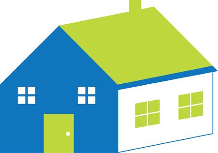 House Real Estate Reklamní fotografie - 51557471