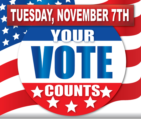 Your Vote Counts Banner Button