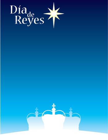Three Kings Day Dia de Reyes