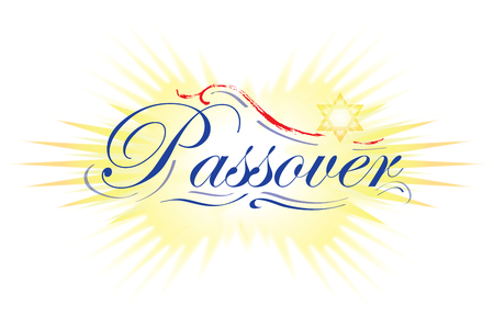 Passover Graphic Illustration
