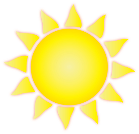 Sun Graphic 일러스트
