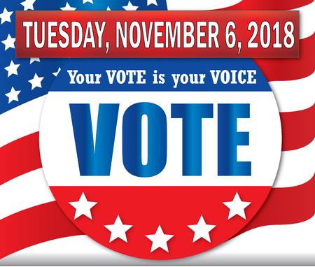 Abstimmung Dienstag, 6. November 2018