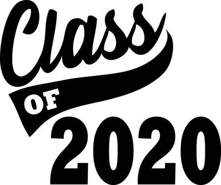 Graudating Class of 2020 Banner