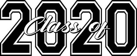 Class of 2020 Design 일러스트