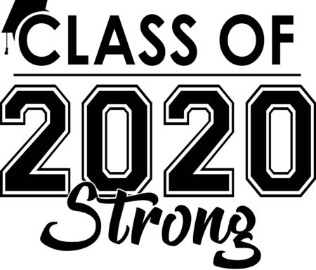 Class of 2020 STRONG Illustration