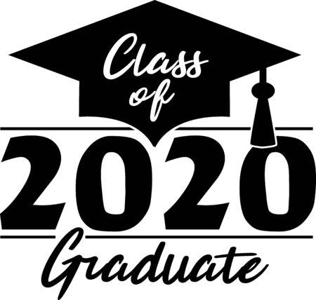 Class of 2020 Graduate Banner
