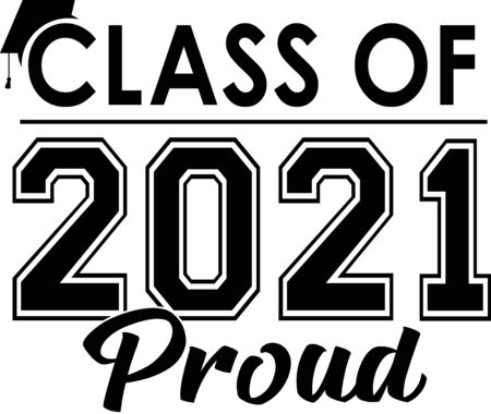 Class of 2021 PROUD Illustration