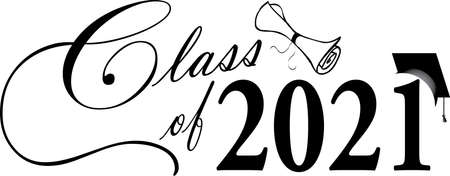 Class of 2021 Script with Diploma