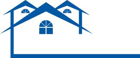 Blue Housing
