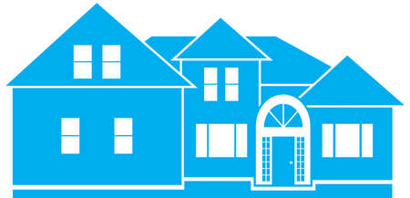 House Icon Template
