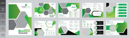 Creative multipurpose Brochure template design with A4 Page Easy to edit magazine cover page design Use for marketing, print, annual report and business presentations and Multipurpose