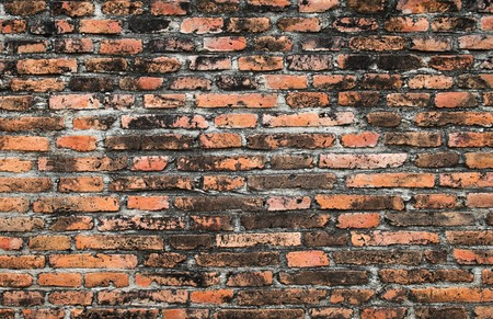 crack wall: Old brick wall texture
