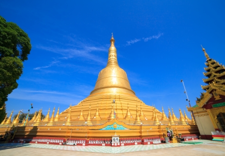 Shwemawdaw pagoda,The tallest pagoda in Myanmar