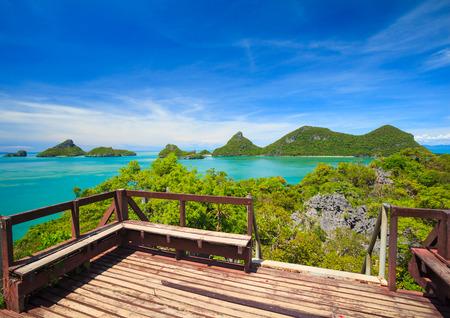 angthong: Angthong national marine park, koh Samui, Suratthani, Thailand