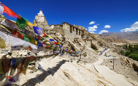 Shey Palace Monastery, Leh, Ladakh, Jammu and Kashmir, India