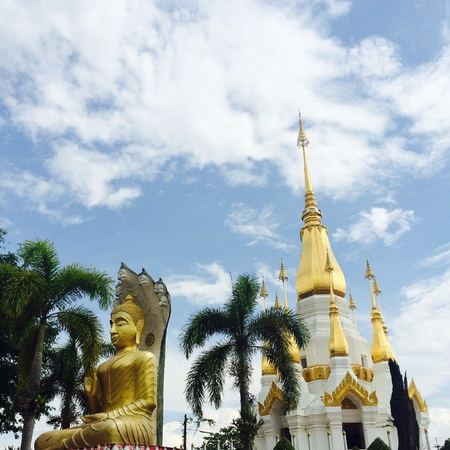 peace of mind: Peace Mind in Temple