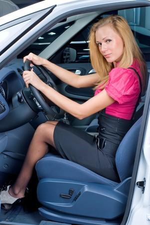 Pretty woman - driver photo